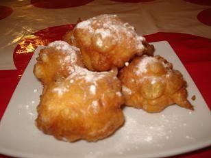 Recette des beignets au sucre centerblog - Recette pate a beignet sucre ...